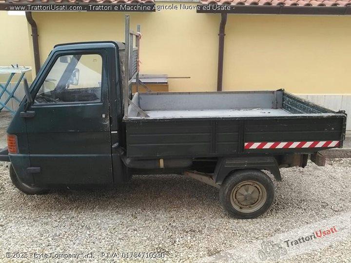Foto Annuncio Transporter  - tm 703 piaggio