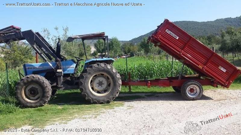 Foto Annuncio Carrello agricolo  - f45 francini