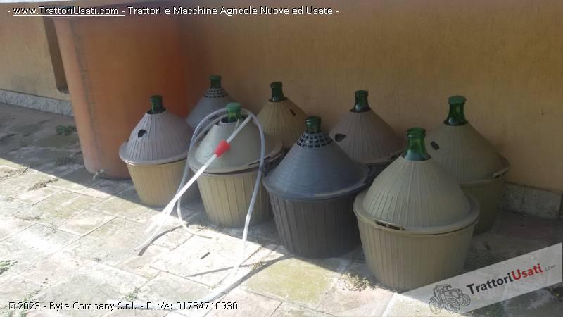 Foto Annuncio Serbatoio  - 1000 litri resina