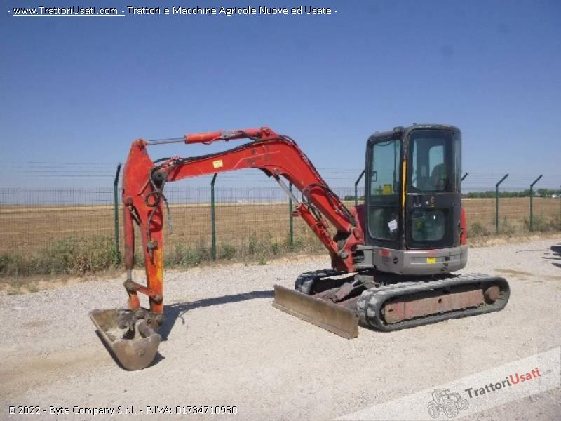 Foto Annuncio Escavatore case - cx50bc