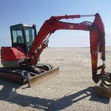 Foto 6 Escavatore case - cx50bc