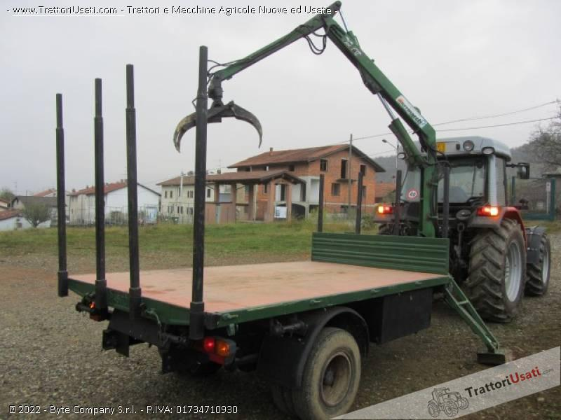Rimorchio Terrmacch T1400