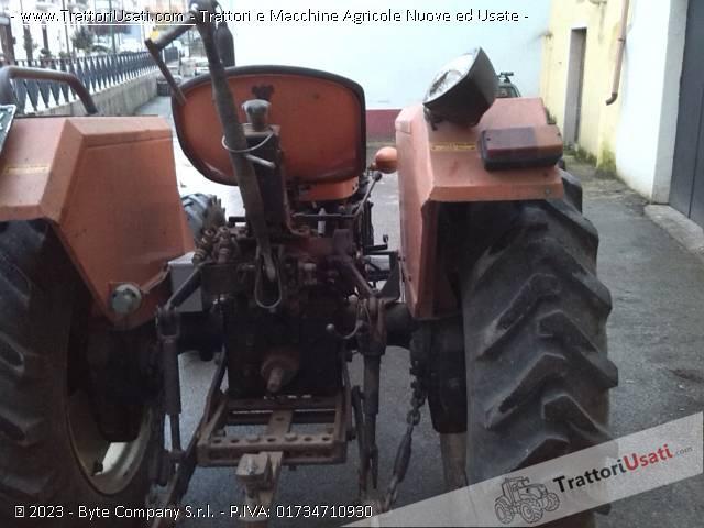 Trattore fiat - 420 dt 3