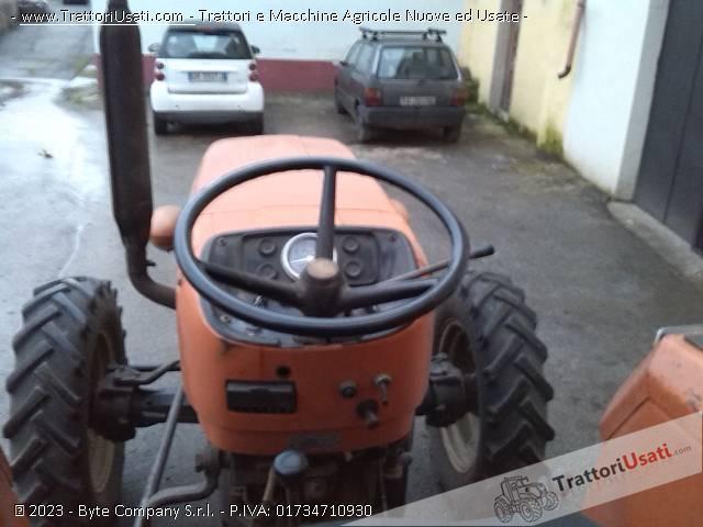 Trattore fiat - 420 dt 4