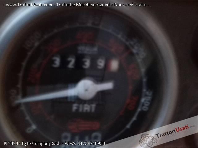 Trattore fiat - 420 dt 8