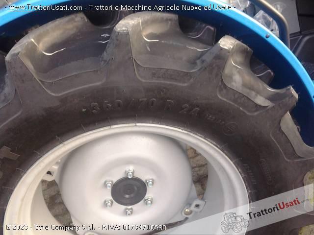 Trattore landini - technofarm 80 3