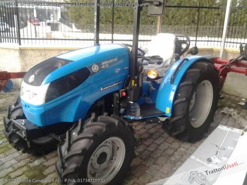 Trattore landini - mistral 45 hp 0