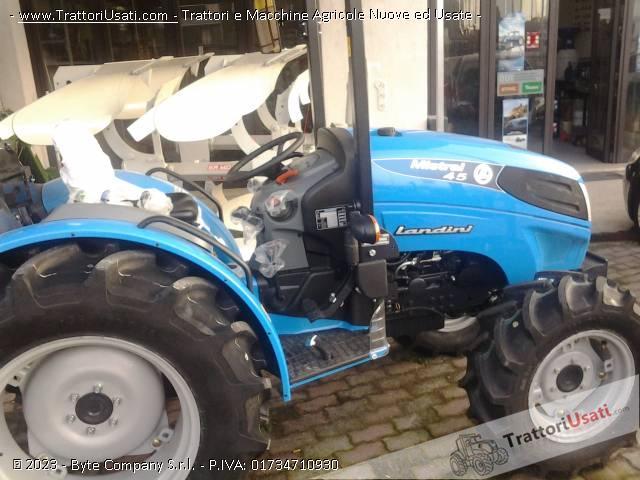 Trattore landini - mistral 45 hp 3