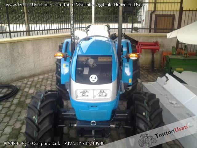 Trattore landini - mistral 45 hp 4