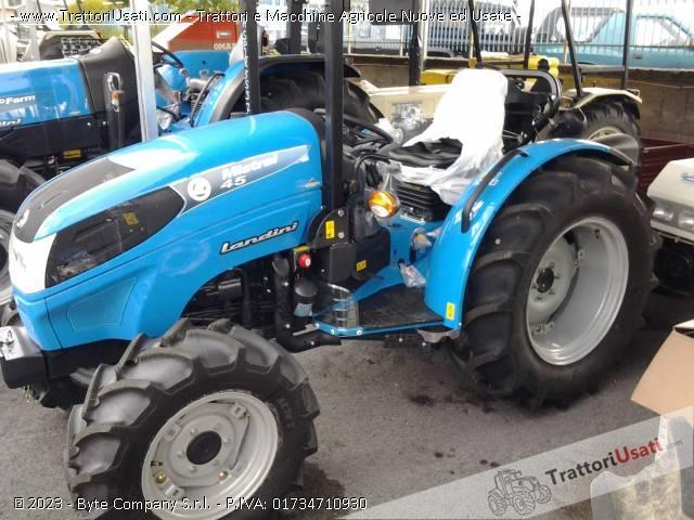 Trattore landini - mistral 45 hp 5