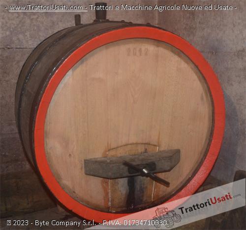 Botte  - in castagno 300 litri 1