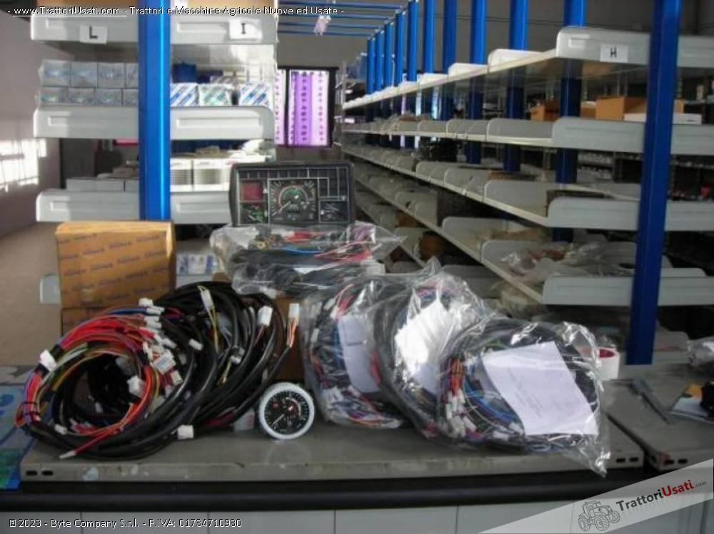 Impianto elettrico  - per cingolati fiat 605 1