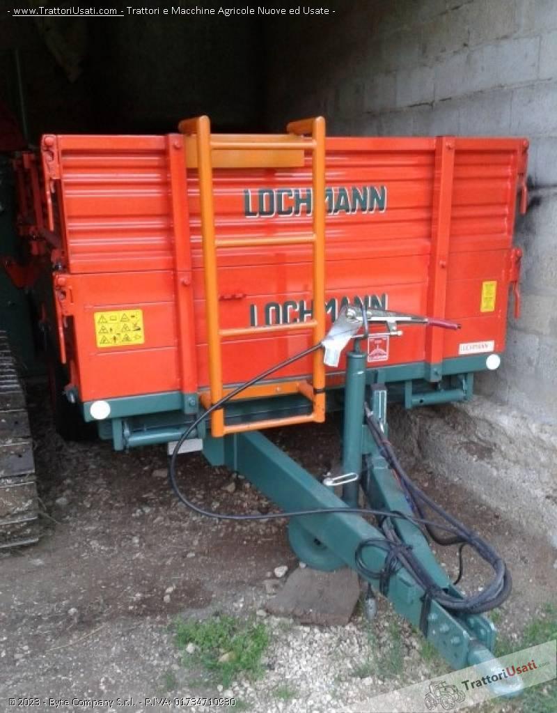 Rimorchio lochmann r40 for Lochmann rimorchi usati