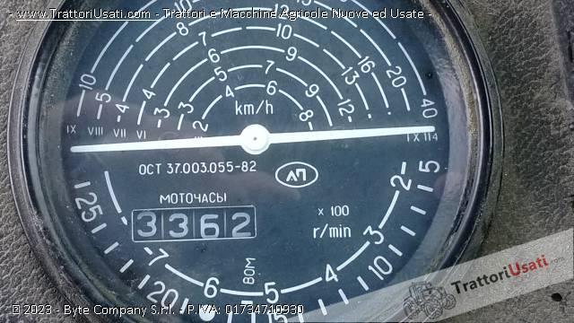 Trattore belarus - mtz 572 4