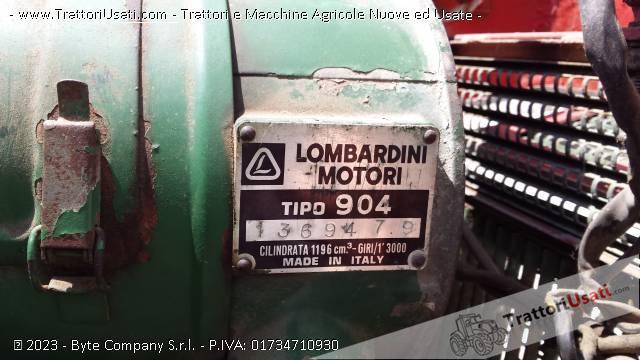 Trattore lombardini - roma 30 2