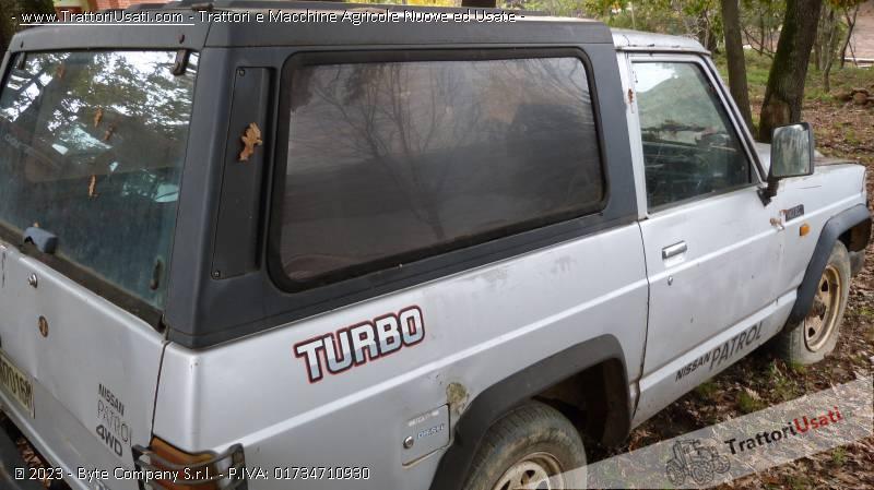 Fuoristrada  - nissan patrol 0