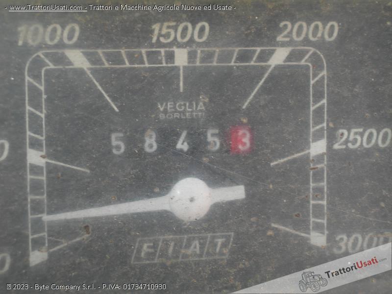 Trattore fiat - 880 t5 3