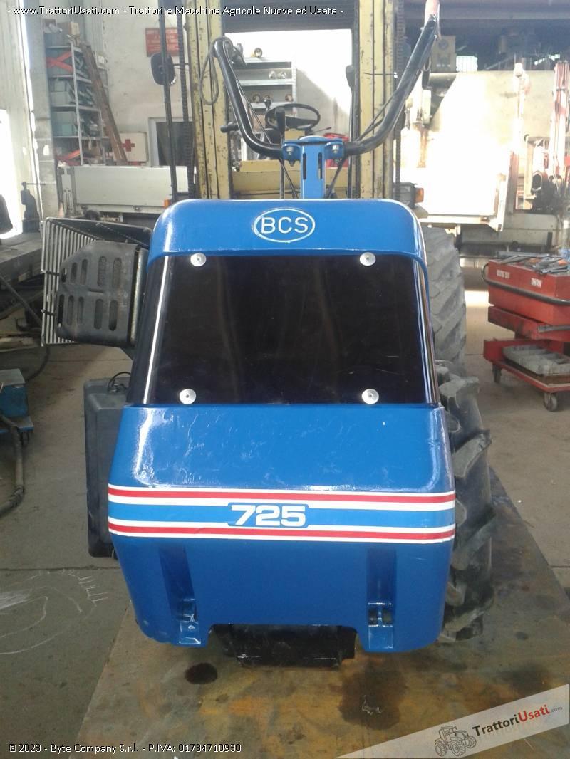 Motocoltivatore Bcs 725