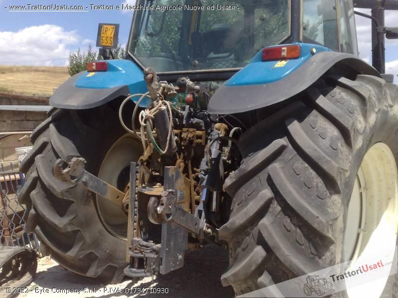 Trattore new holland - tm 150 2