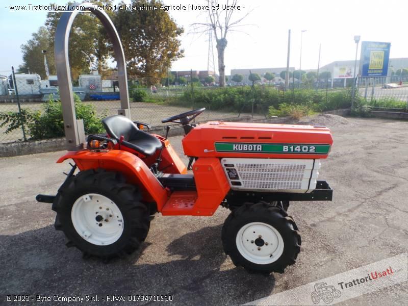 Trattore kubota - b 1402 5