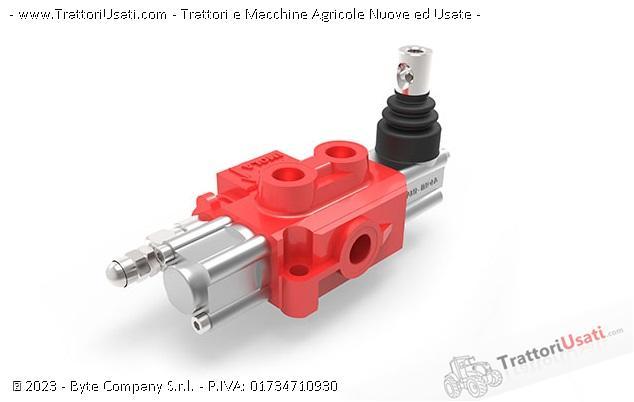 Distributore oleodinamico  - monoblocco da 1 a 7 leve 0