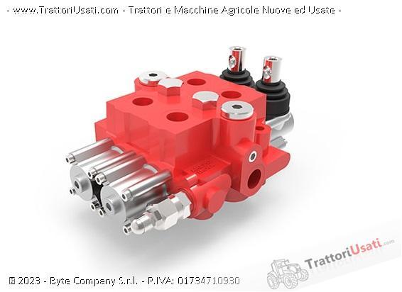 Distributore oleodinamico  - monoblocco da 1 a 7 leve 1