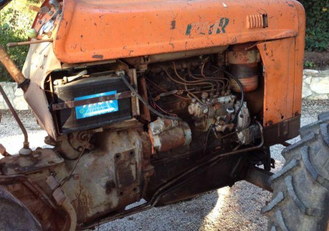 Trattore d'Epoca Fiat - 441 R