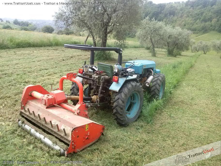 foto 1 trattore bertolini 449