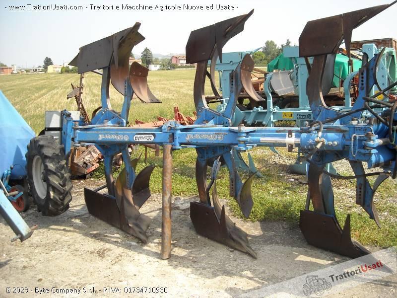 Aratro  - trivomere trv1093 gherardi 0