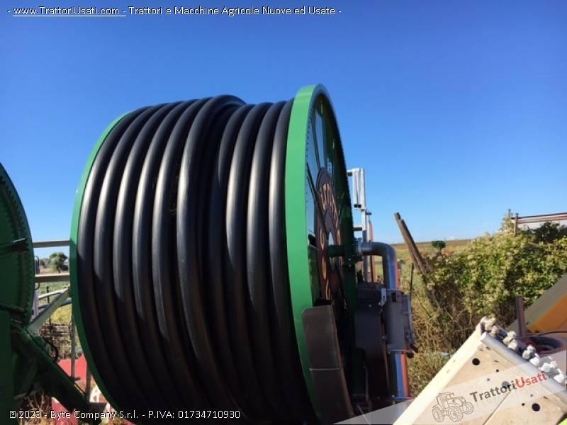 Irrigatore semovente  - st15f 110/340 irrimec 2