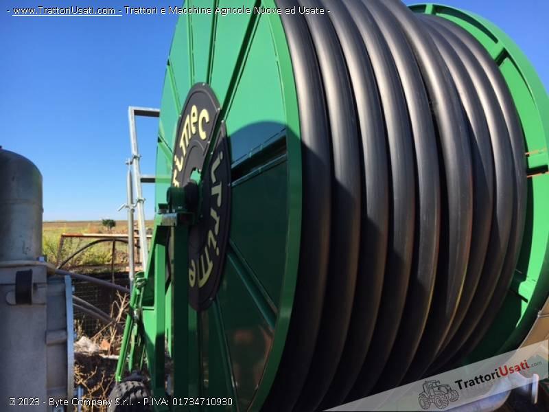 Irrigatore semovente  - st15f 110/340 irrimec 3