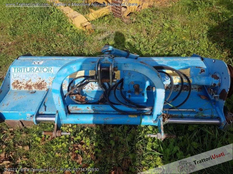 Trincia  - vkd 170 nobili triturator 0