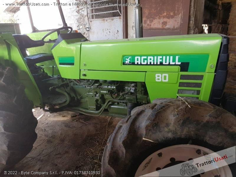 Trattore agrifull - 80 0