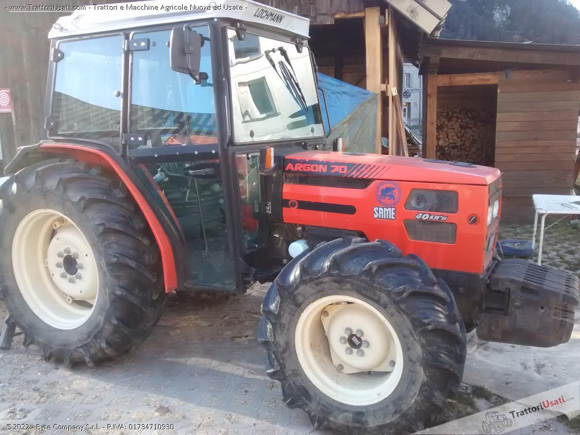 trattore same argon 70