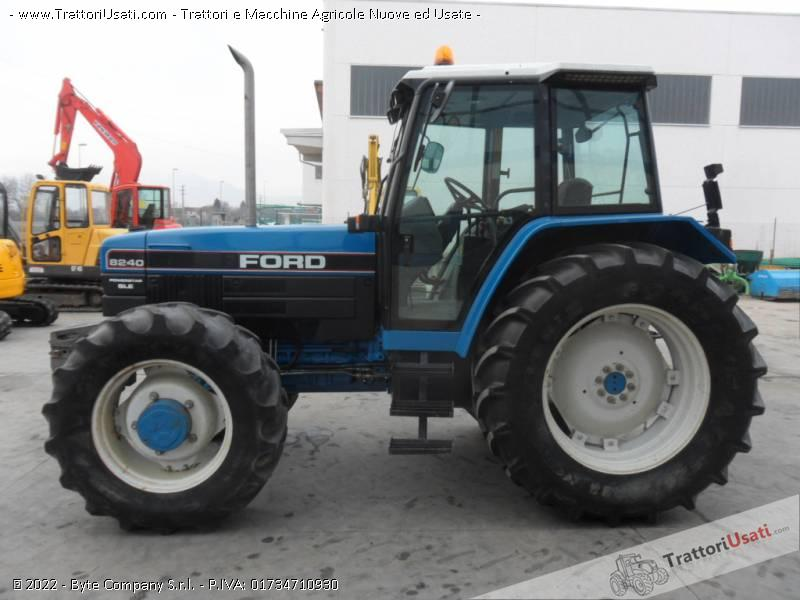 Trattore ford - 8240 1