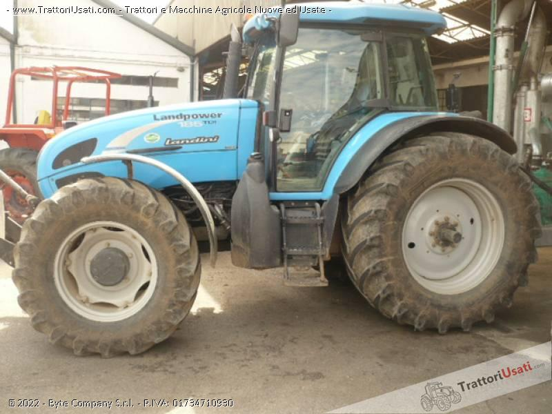 Trattore landini - landpower 185 0