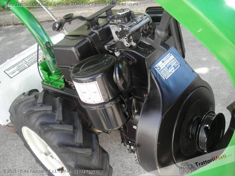 Motocoltivatore ferrari - 72 super 3