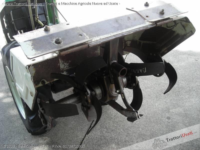 Motocoltivatore ferrari - 72 super 4