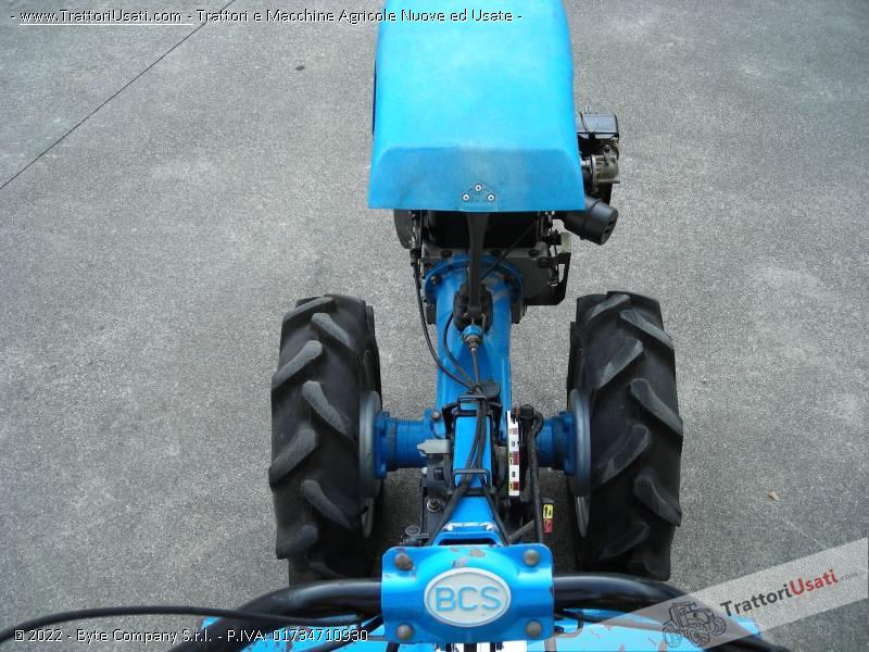 Motocoltivatore bcs - 725 1