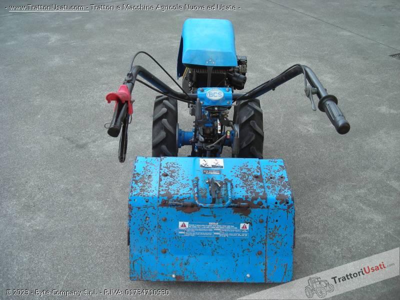 Motocoltivatore bcs - 725 4