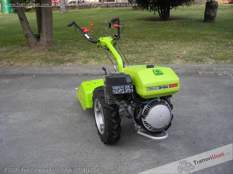 Motocoltivatore grillo - 7 bis d 0
