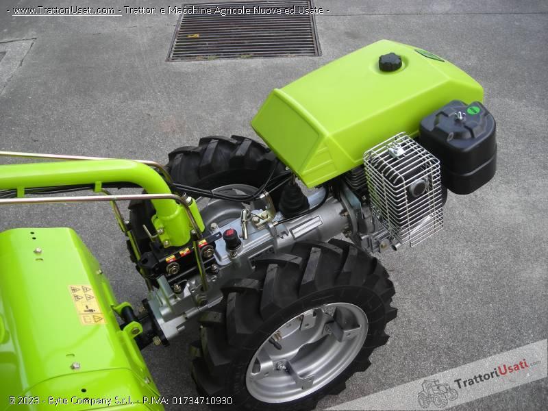 Motocoltivatore grillo - 7 bis d 1