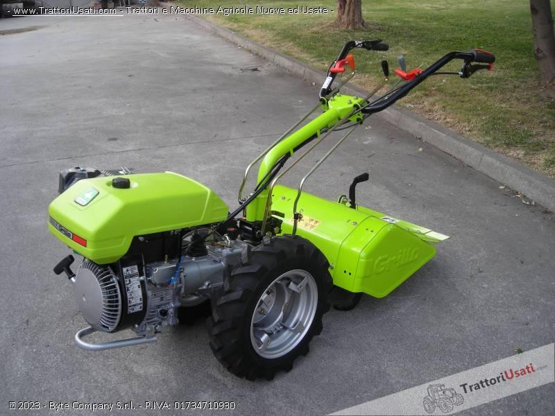 Motocoltivatore grillo - 7 bis d 2