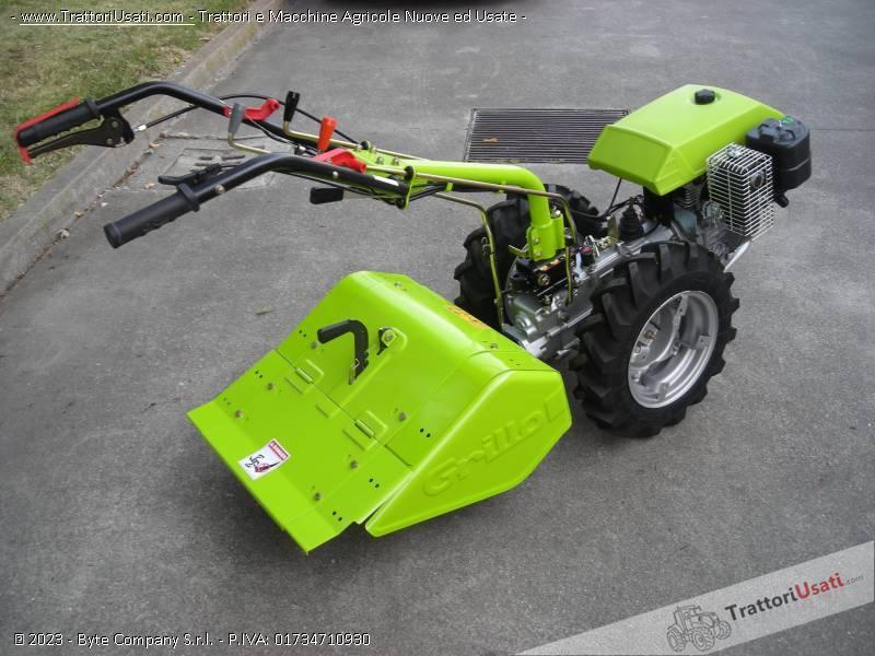 Motocoltivatore grillo - 7 bis d 3
