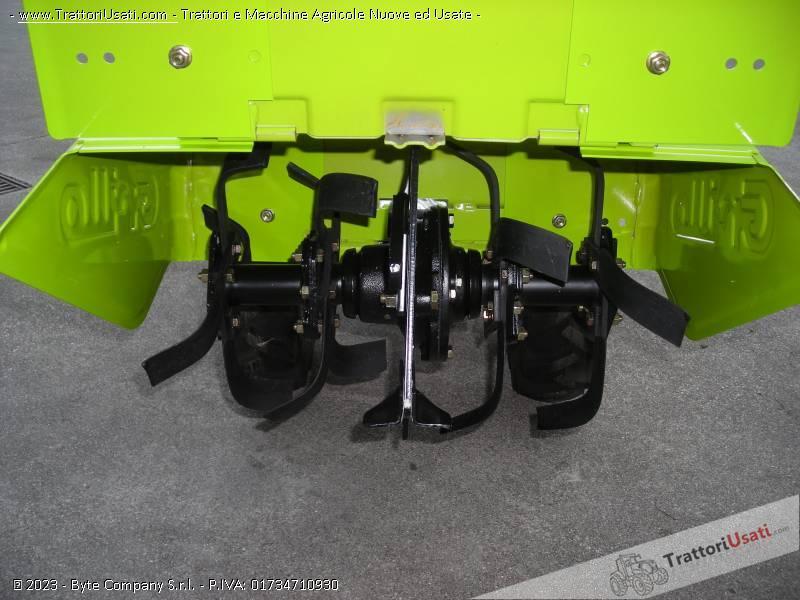 Motocoltivatore grillo - 7 bis d 4