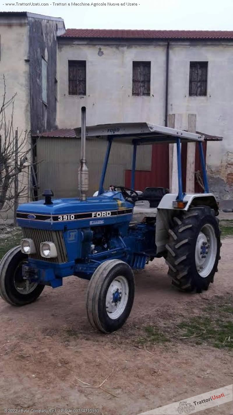 Trattore ford - 3910 ll serie 3