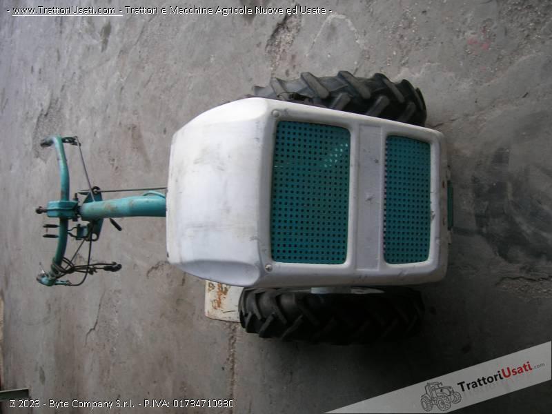 Motocoltivatore bertolini - 315 1
