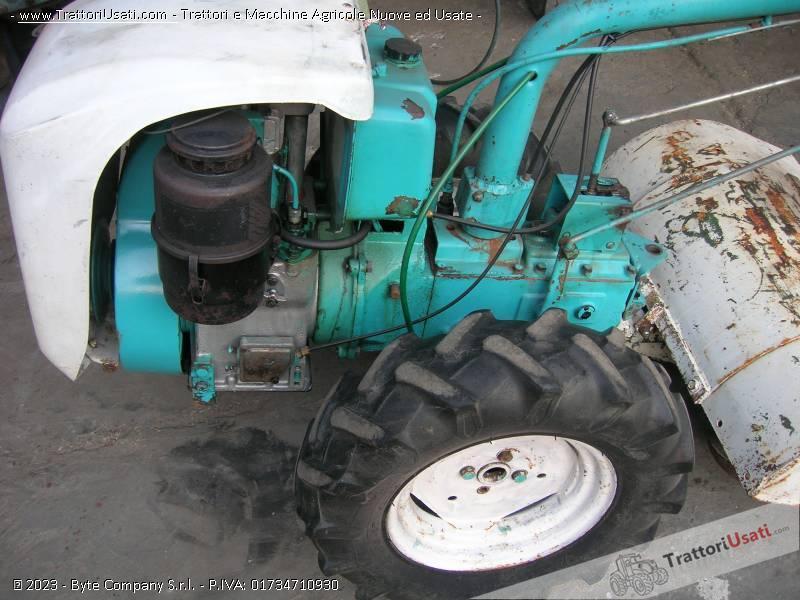 Motocoltivatore bertolini - 315 2
