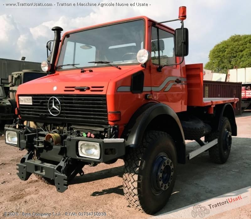 Unimog mercedes - u2150 0