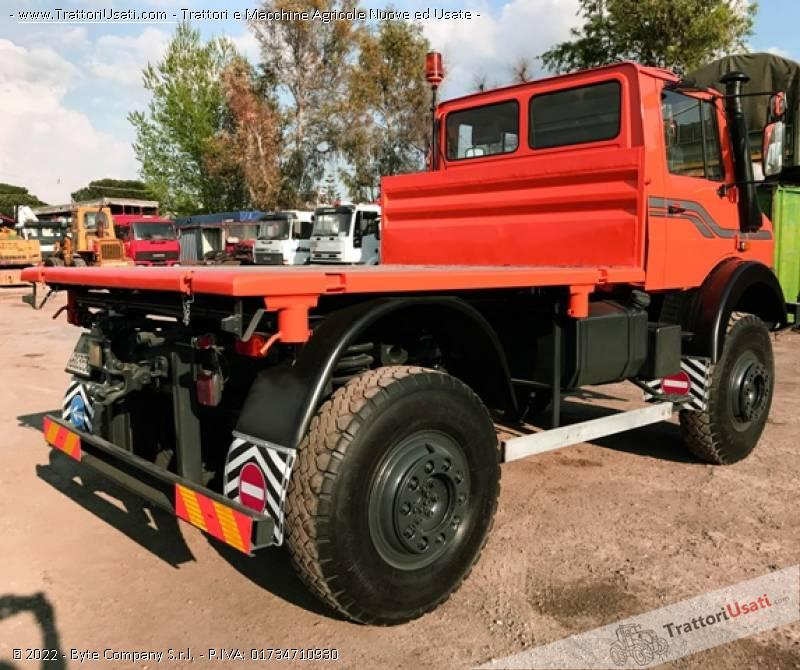 Unimog mercedes - u2150 2
